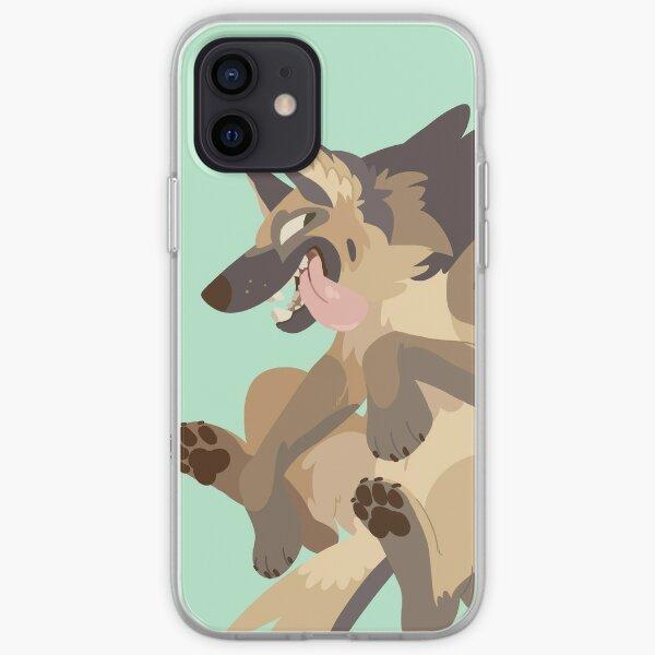 German Shepherd iPhone Soft Case