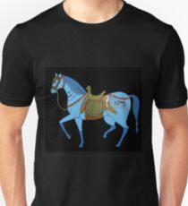 Mughal Horse Unisex T-Shirt