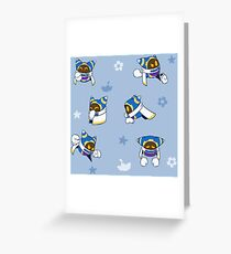 Chibi Magolor Greeting Card