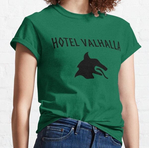 Hotel Valhalla Classic T-Shirt
