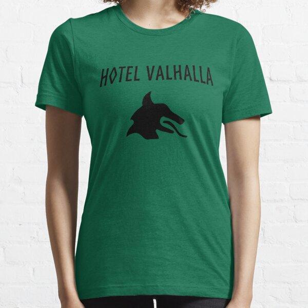 Hotel Valhalla Essential T-Shirt