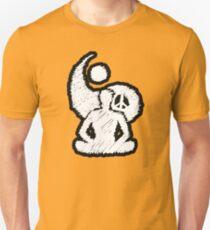 Meditated Peace - Ivory Unisex T-Shirt