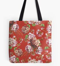 Harry Styles Floral Pattern Tote Bag