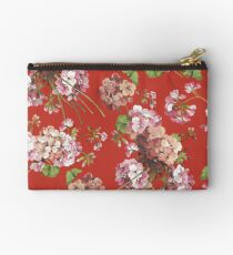 Harry Styles Floral Pattern Studio Pouch
