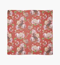 Harry Styles Floral Pattern Scarf