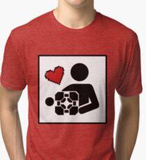 Companion For Life Tri-blend T-Shirt
