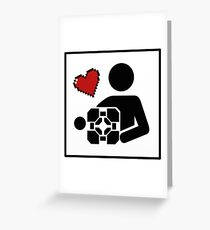 Companion For Life Greeting Card