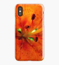 Joyfull orange! iPhone Case/Skin