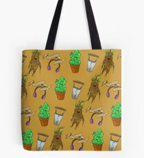 Herbology nerd! 2.0 Tote Bag