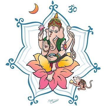 Sri Ganesh by Sushila