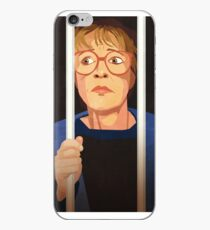 Deirdre Barlow Free the Wetherfield one iPhone Case