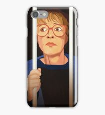 Deirdre Barlow Free the Wetherfield one iPhone Case/Skin