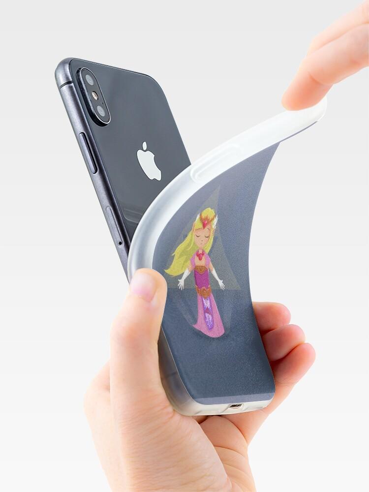 Alternative Ansicht von Zelda - Windwächter iPhone-Hüllen & Cover