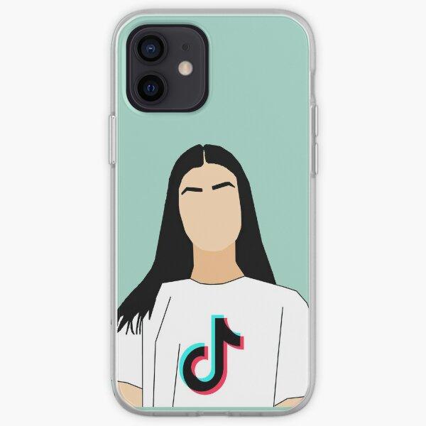 Charli Tik Tok Blue iPhone Soft Case