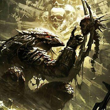 Mortal Kombat: Predator by webso