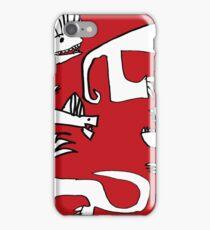 Dinasaur Assortment iPhone Case/Skin