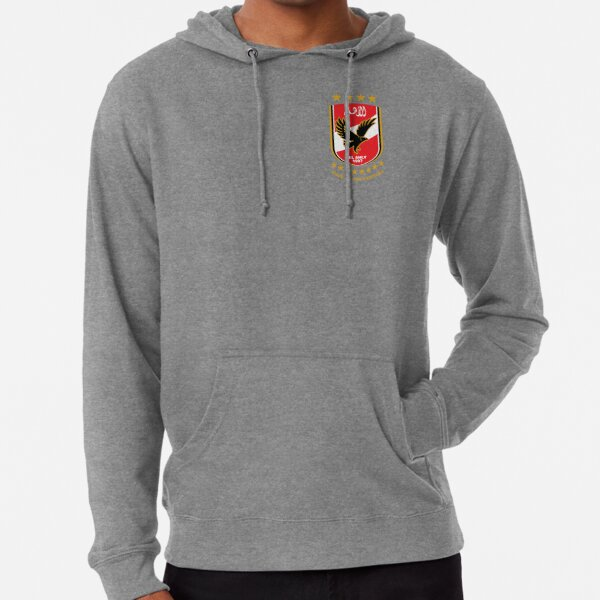 """Al Ahly Sporting Club The Club of the Century"""" in African football Lightweight Hoodie"""