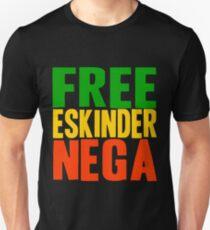 Free Eskinder Nega T-Shirt
