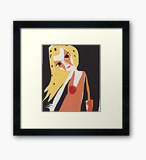 Cheetara Thundercats Framed Print