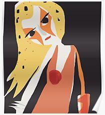 Cheetara Thundercats Poster