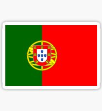 Flag of Portugal - Portuguese Sticker T-Shirt Sticker