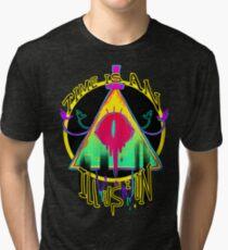 Die Zeit ist eine Illusion Vintage T-Shirt