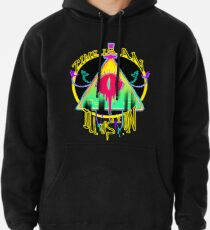 TIME IS AN ILLUSION Pullover Hoodie