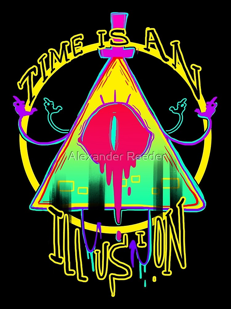 TIME IS AN ILLUSION by ManaFromHeaven