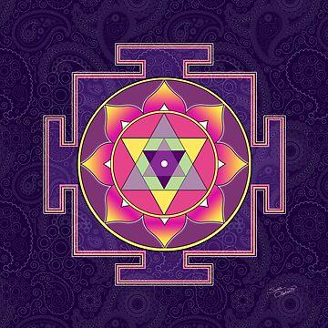 Sri Ganesha Yantra by Sushila