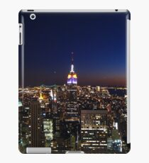 Empire State Building in New York City iPad Case/Skin