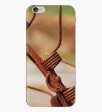 Rusty Tines iPhone Case