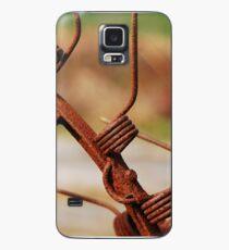 Rusty Tines Case/Skin for Samsung Galaxy