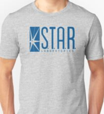 S.T.A.R. Laboratories (blue) Unisex T-Shirt
