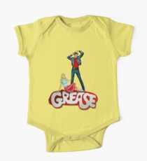 Grease One Piece - Short Sleeve