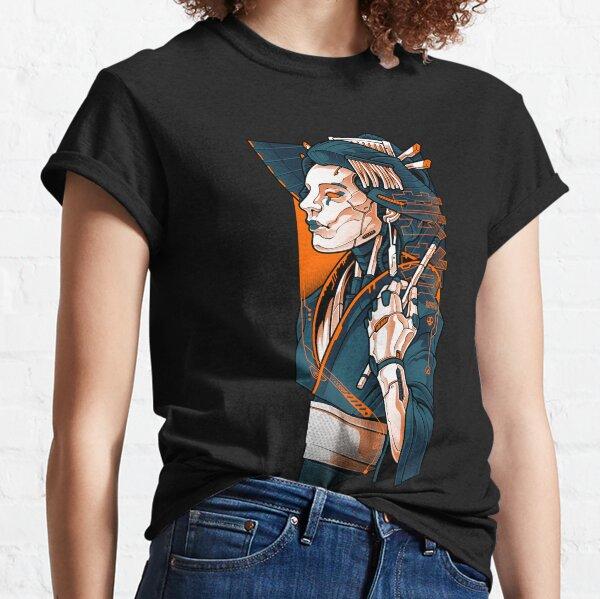 Mecha Geisha Classic T-Shirt