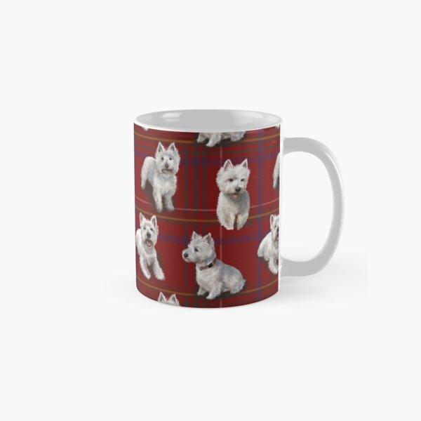 West Highland Terrier Westie Classic Mug