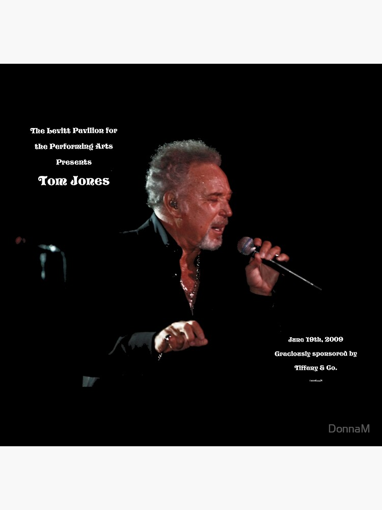 Tom Jones by DonnaM