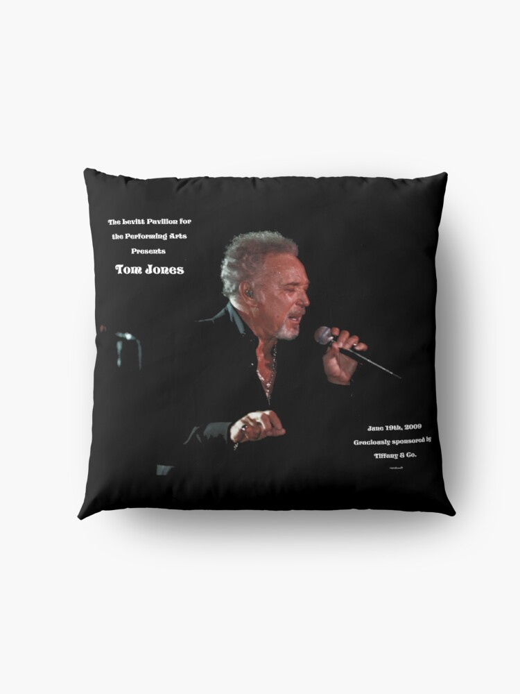 Alternate view of Tom Jones Floor Pillow