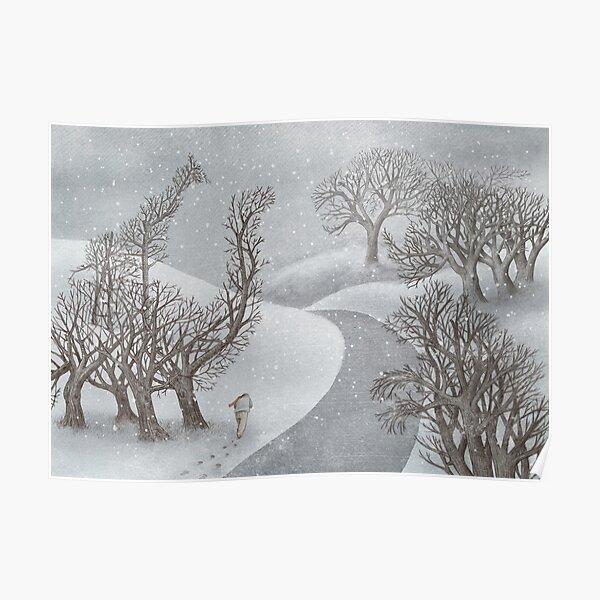 The Night Gardener - Winter Park  Poster