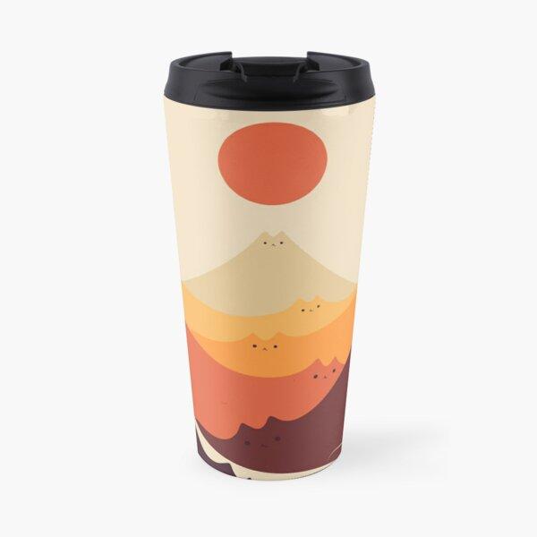 Cat Landscape 87 Travel Mug