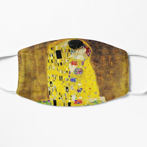 The Kiss by Gustav Klimt  |  Liebespaar - The Lovers Mask