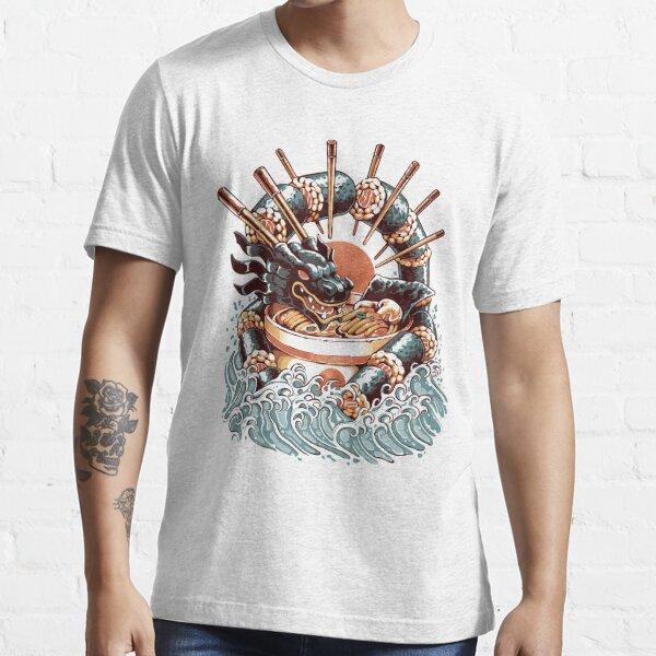 Dragon Sushi Ramen Essential T-Shirt