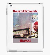 Heartbreak Motel iPad Case/Skin