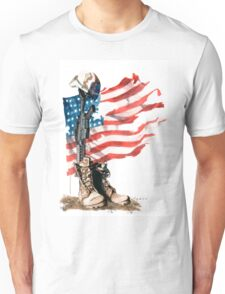 Fallen Unisex T-Shirt