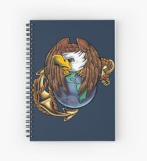 f81715b01 Godwin Drawing Spiral Notebooks | Redbubble
