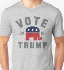 Vote Trump Shirt - Donald Trump for President 2016 T Shirt Unisex T-Shirt