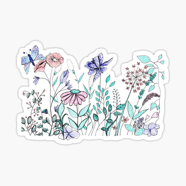 Wild Sticker