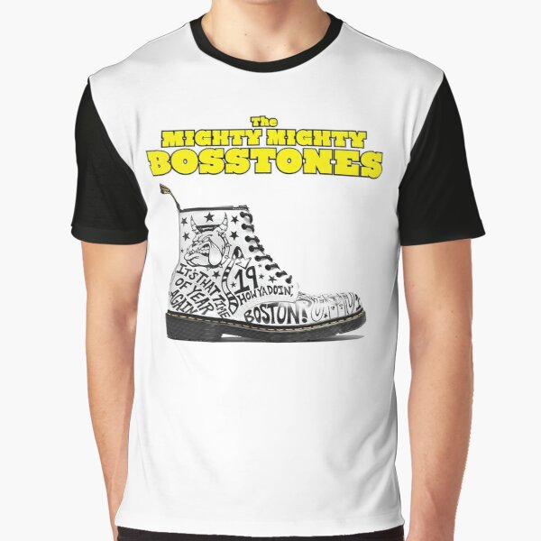 Bosstones Boots Graphic T-Shirt