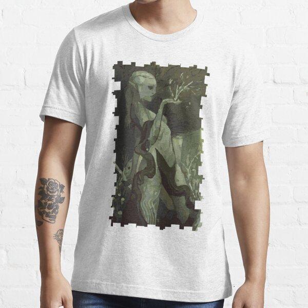Female Elf Tarot Card Essential T-Shirt