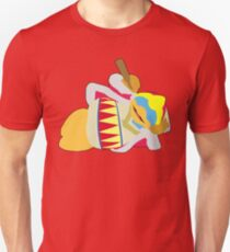 KING DEDEDE   Super Smash Taunts   Crouch Unisex T-Shirt